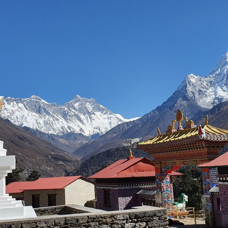 Everest Base Camp Trek 12 Day Trek